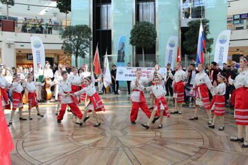 Международный фестиваль «Sarıyer Municipality April 23 International Children's Festival»